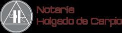 Notaria Holgado de Carpio Arequipa